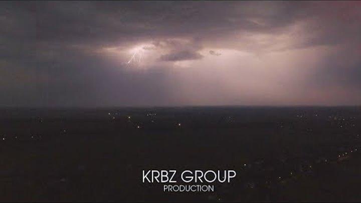 НА ВСТРЕЧУ ШТОРМУ / ГРОЗА / КРЕМЕНЧУГ / DJI PHANTOM / KRBZ GROUP