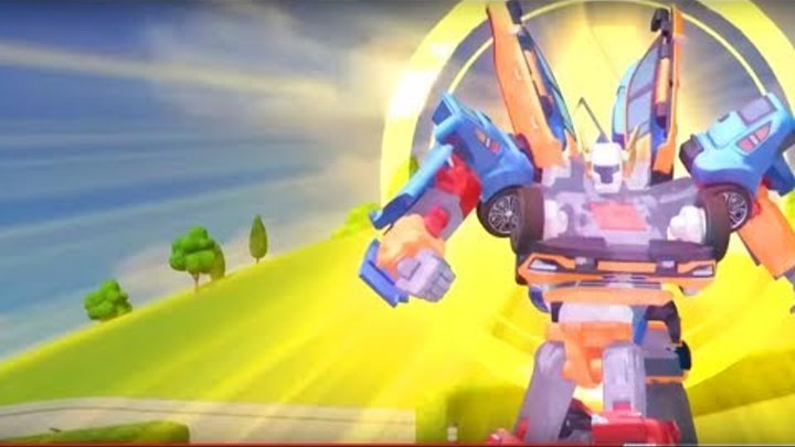 Тоботы новые серии - 26 Серия 2 сезон - мультики про роботов трансформеров [HD]