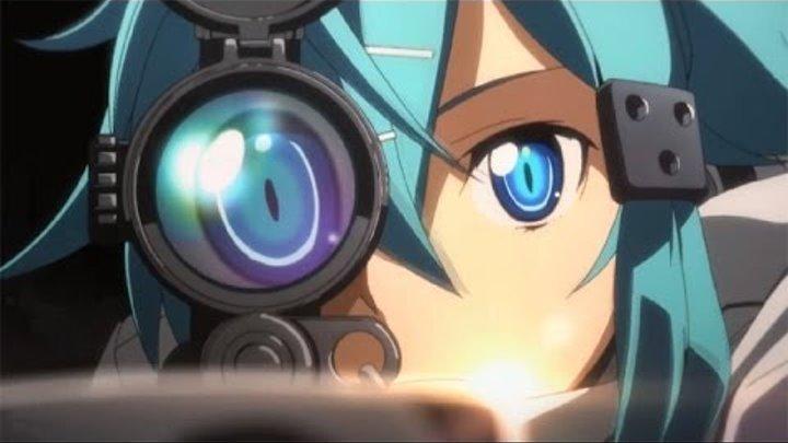 アニメ「ソードアート・オンライン2」告知PV #Sword Art Online #Japanese Anime