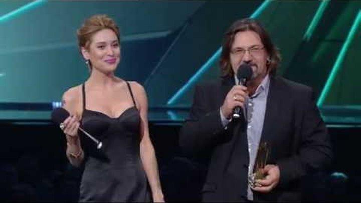 M1 Music Awards. Премия проекта «Золотой граммофон» - Потап и Настя «Бумдиггибай» - 26.11.2015