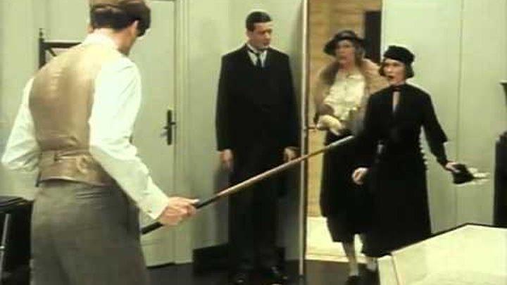 Дживс и Вустер 4 сезон 1 серия Return to New York RUS