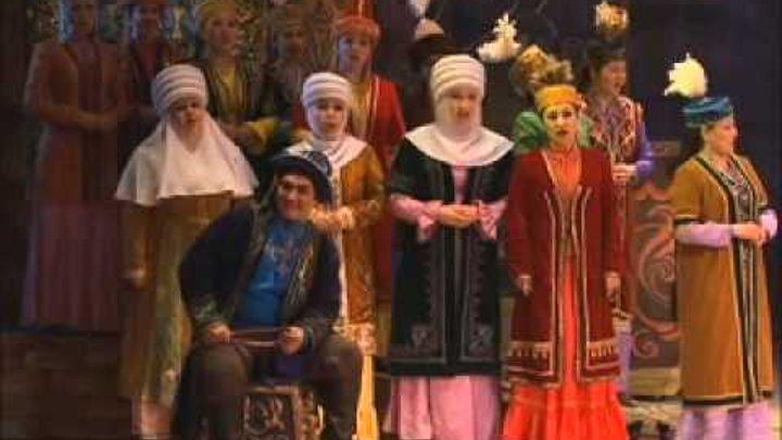«Ақсарай». «Қыз Жібек» операсы.