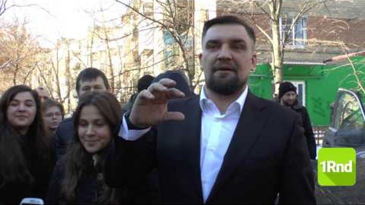 """""""Лохматое чмо"""" обошлось Басте в 50 000 рублей"""