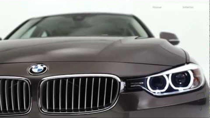 Абсолютно новый BMW 3 серии седан Модерн Лайн.