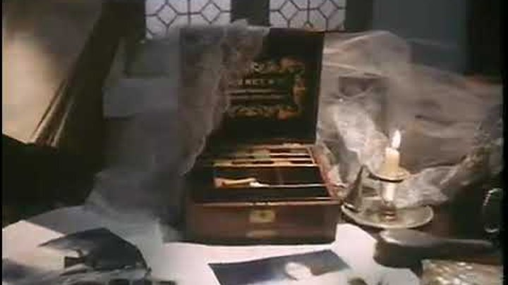 Джейн Эйр(1983),1 серия