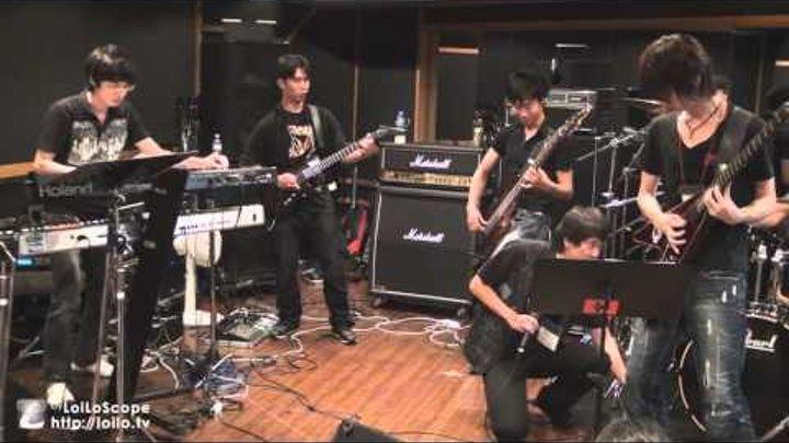 Millennium - STRATOVARIUS Cover Session 2010/08/15【音ココ♪】