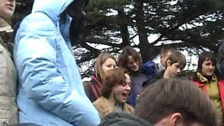 Молитва за Феодосию КЕМО - 2006