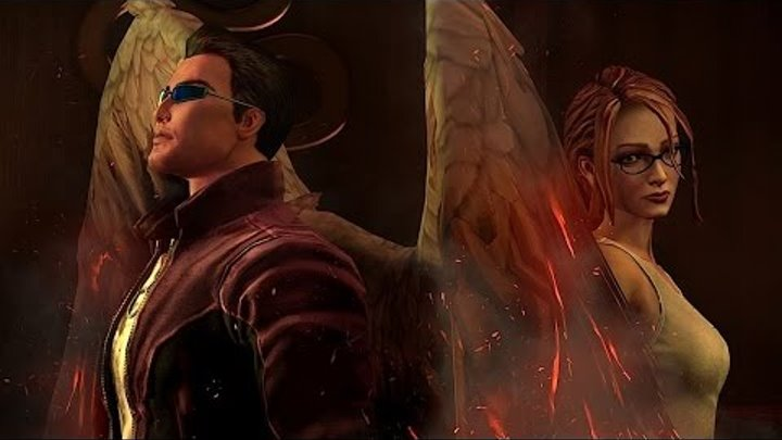 Saints Row: Gat out of Hell - Начало игры