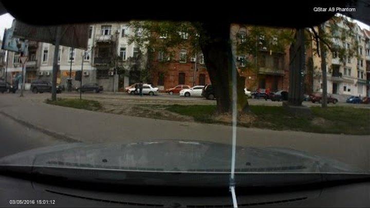 преследование нападавших на 7 й канал Одесса
