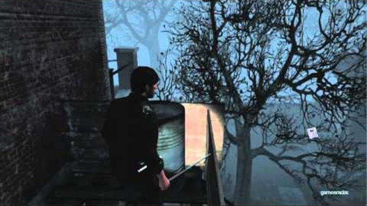 Silent Hill: Downpour -- a guided video tour through the new town of Silent Hill