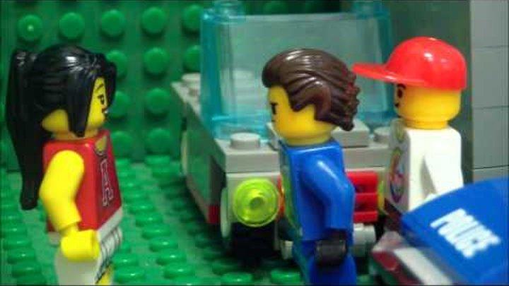 Lego Мультфильм Город Х 2 сезон (11 серия)
