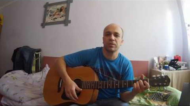 Как играть песню КУКУШКА на гитаре гр. КИНО (В.Цой). Разбор Аккорды и бой.