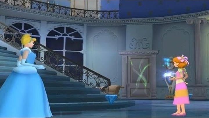 Принцессы Диснея - Зачарованный Мир Прохождение Часть 4