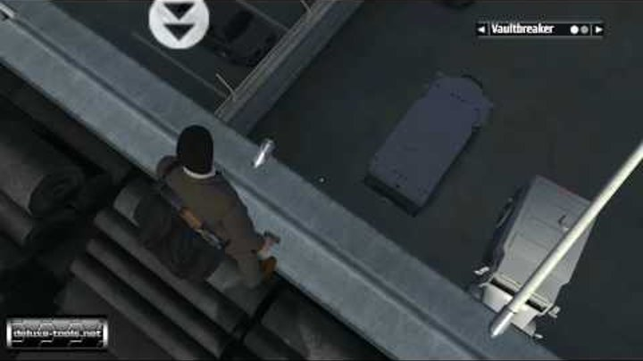 Kane & Lynch: Dead Men Gameplay (PC HD)