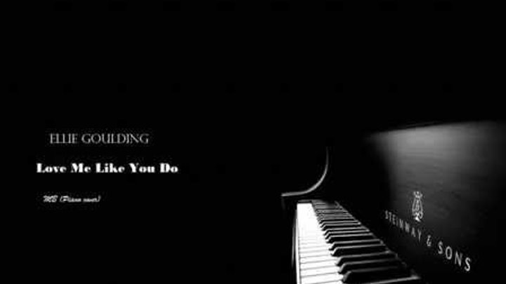 Ellie Goulding - Love Me Like You Do | MB (Piano cover)