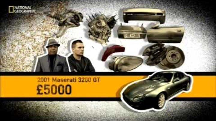 Машины: Разобрать и продать сезон 2 серия 8