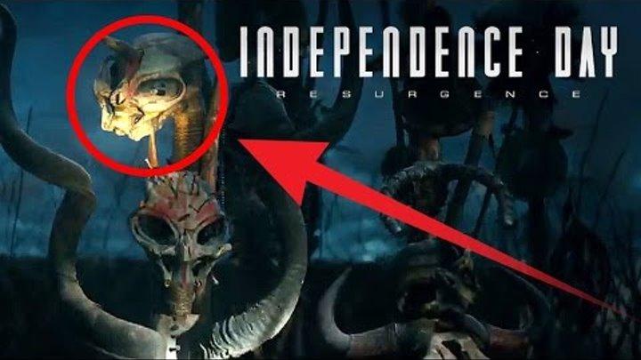 Съемки фильма День Независимости 2: Возрождение Behind the scenes Independence Day: Resurgence
