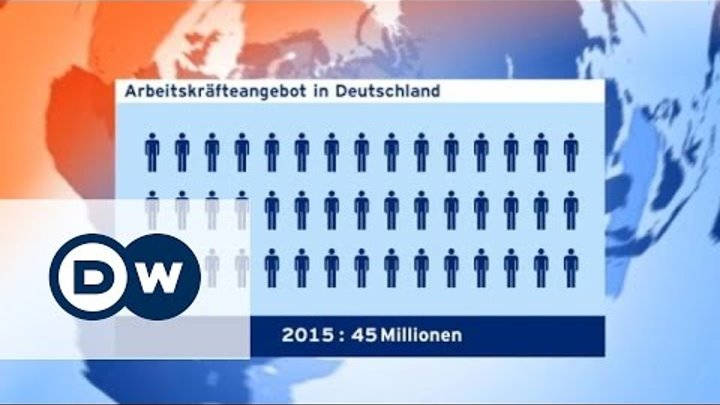 Благосостояние немцев зависит от иностранцев?