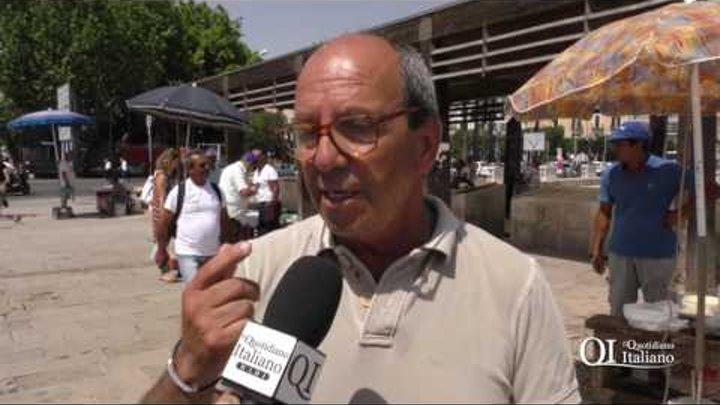 """Bari, pescatori di 'N' dèrr'a la lanze' su chiusura lungomare: """"Transenne dopo Chiringuito"""""""