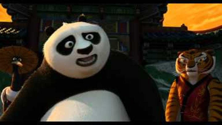Кунг-Фу Панда 2 / Kung Fu Panda: The Kaboom of Doom (2011) [Trailer 2]