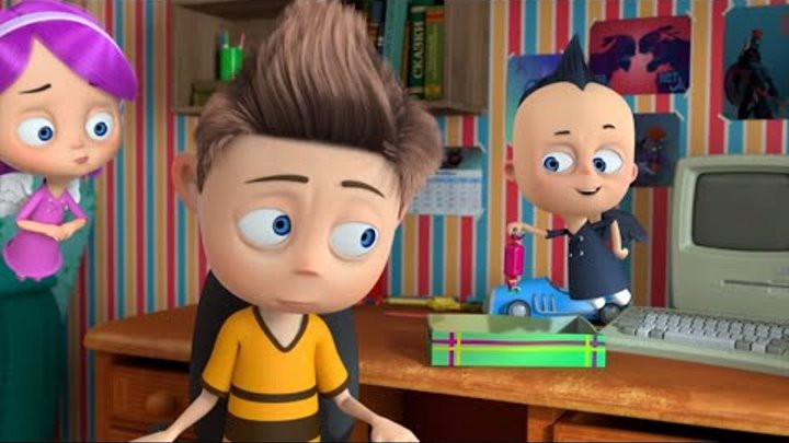 Ангел Бэби - Сладкая история (Трейлер 22 серии) Развивающий мультик для детей