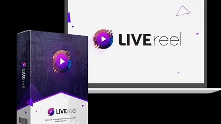 LIVEreel | Go Live on 15 Video Networks From One Dashboard