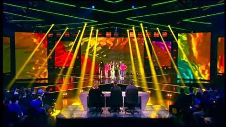 """Руслан Джаикбаев. И. Корнелюк - """"Дожди"""". X Factor Казахстан. Второй концерт. 11 серия. 5 сезон."""