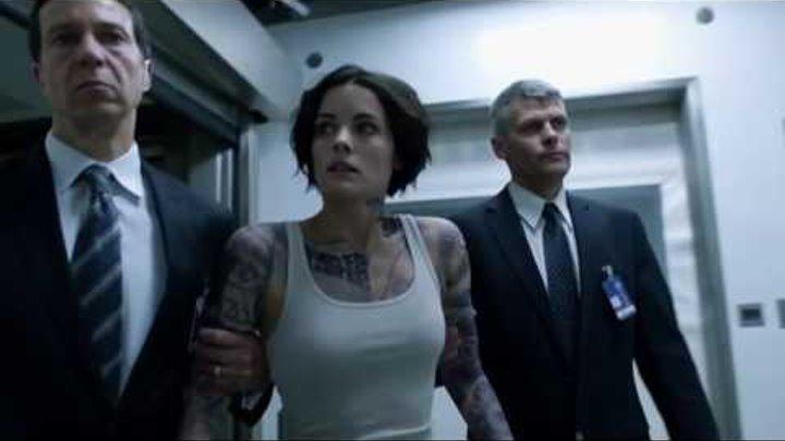 Слепое пятно (1 сезон) | Русский Трейлер (2015)