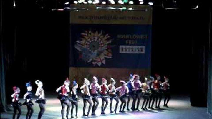 "Музыкальный переполох - Театр танца ""Baby boom"""