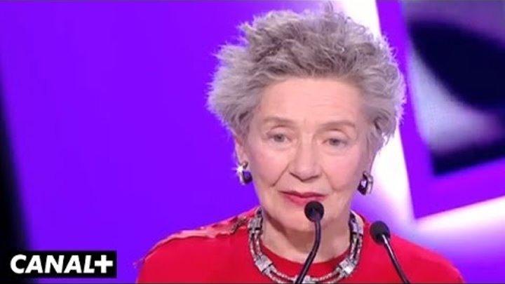 Emmanuelle Riva - César de la Meilleure Actrice 2013