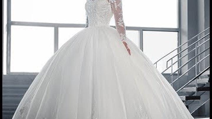 Самые красивые свадебные платья (фото)