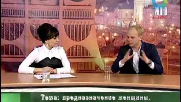 """Андрей Новицкий в программе """"Назревший разговор"""". Телеканал Гродно плюс"""