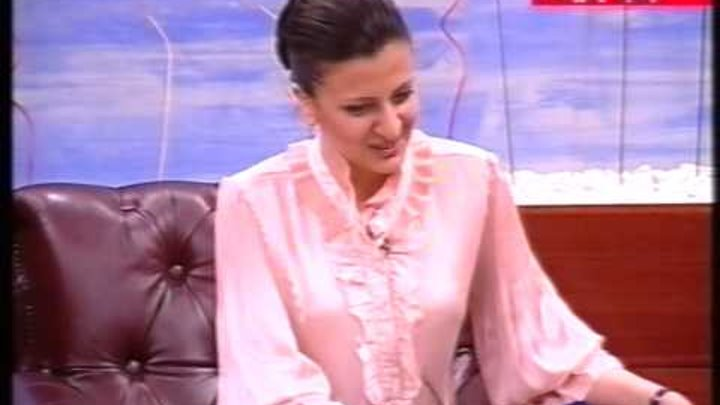 Anna Sargsyan, duduk, ARMENIA TV Bari gisher hayer 30.04.2010, чаcть 2.