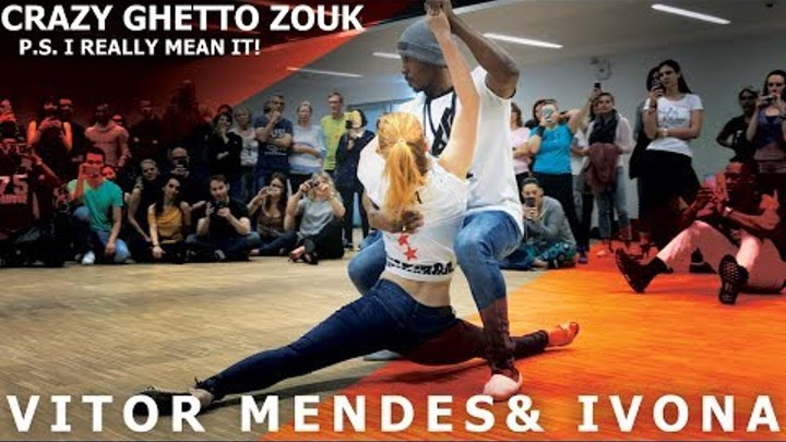 Rihanna - Work, Shinna Way / Vitor & Ivona Ghetto Zouk Dance @ Luxembourg Kizomba Festival 2017