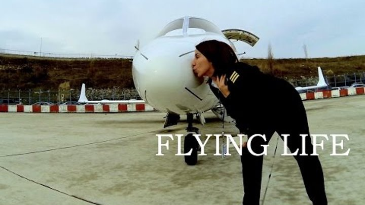 Can woman fly the airplane? Malta island. Flying to Saudi