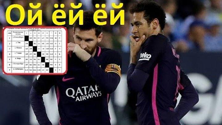 Чемпионат Испании по футболу. Ой ёй ёй. Обзор тура 32 тура. Результаты и турнирная таблица Ла лига