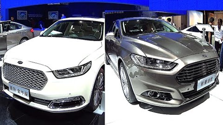 2016 2017 Ford Mondeo And Taurus Anium Edition Perfect Affordable Sedans Gt