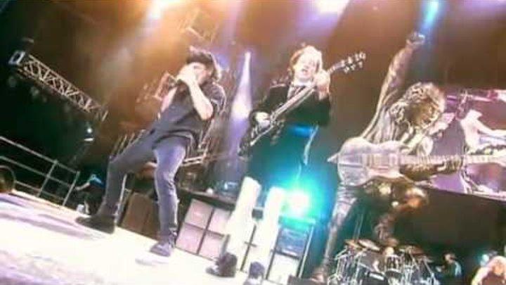 AC - DC - Thunderstruck (Koncert)