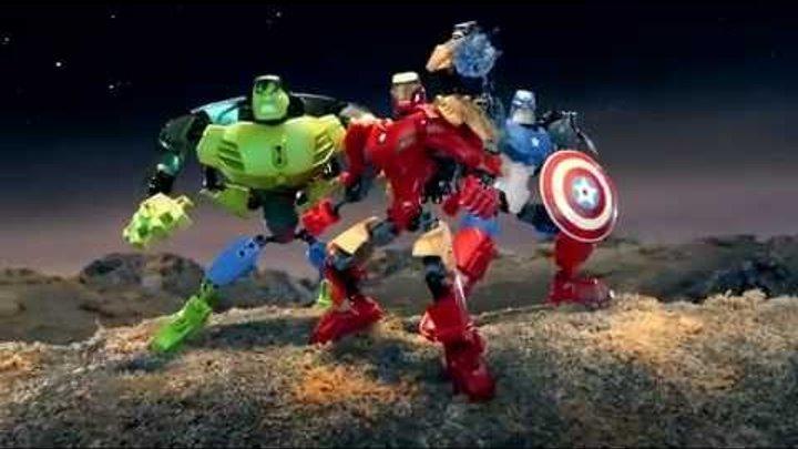 LEGO Superheroes Marvel Avengers by Testi Giocattoli Padova - www.testistore.it