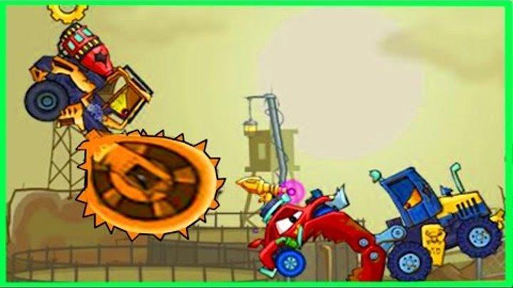Мультик ИГРА для детей про МАШИНКИ МАШИНА ест МАШИНУ 7 Cartoon game for kids about cars png