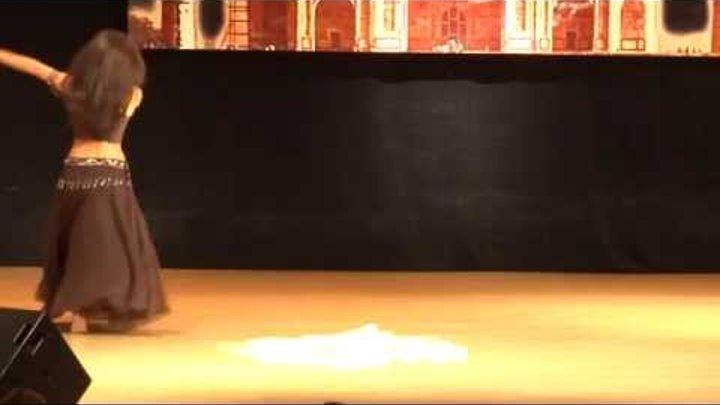 Агеева Екатерина ♦ ДВ Fest 2014 ♦ Взрослые 2 классика соло дебют