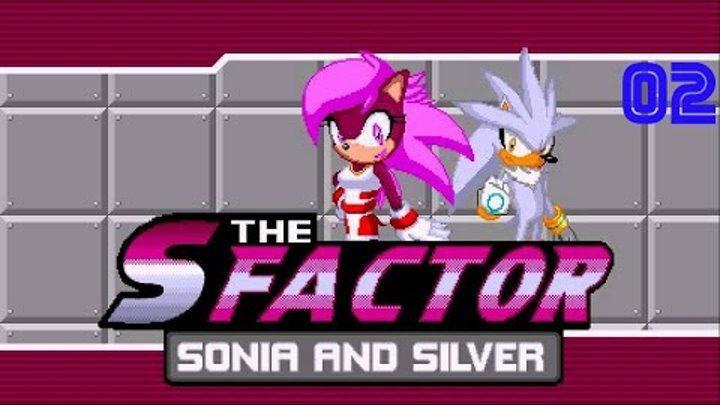 Прохождение Sonic S Factor(SMD) Часть 2