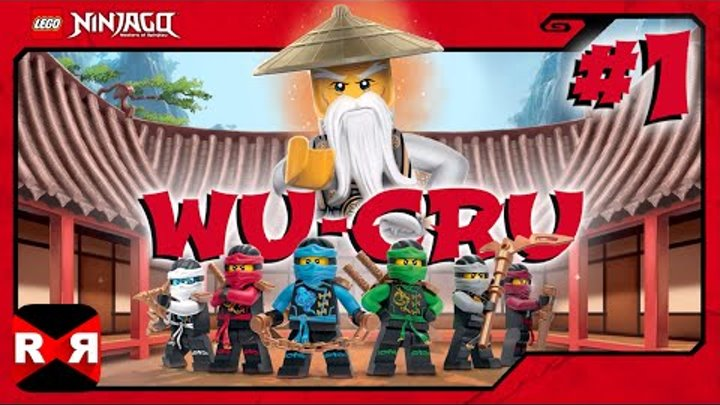 LEGO Ninjago WU-CRU (By LEGO Systems) - iOS / Android - Gameplay Video Part 1