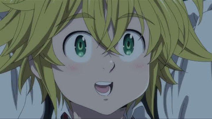 Семь Смертных Грехов 2 сезон / Nanatsu no Taizai Imashime no Fukkatsu - русский трейлер