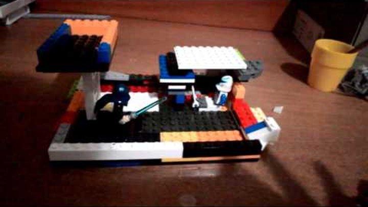 Лего звездные войны план дройдов часть 2