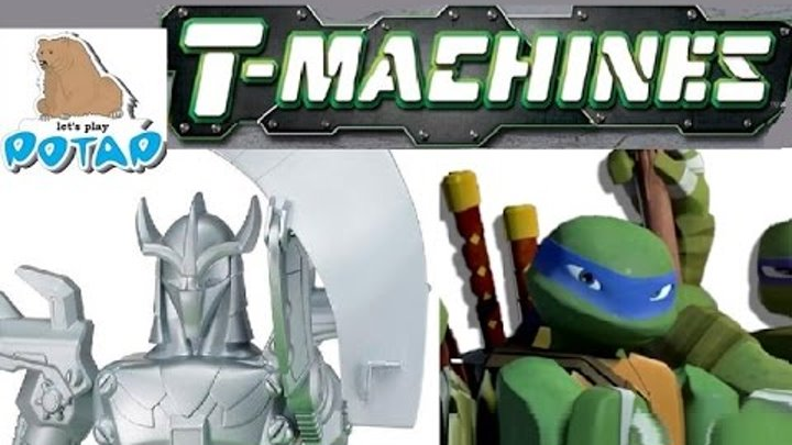 Teenage Mutant Ninja Turtles Revenge Shredder Черепашки Ниндзя Игра для Мальчиков