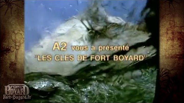 Fort Boyard 1990 - Générique de fin (3e version)
