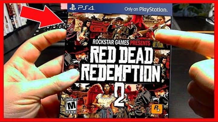 ДАТА ВЫХОДА RED DEAD REDEMPTION 2 | RDR2 RELEASE DATE