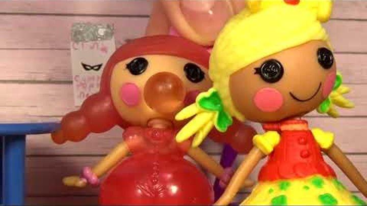 Мультик Лалалупси сериал СУПЕР МЭРИ 2 серия мультфильм из игрушек новые серии 2017
