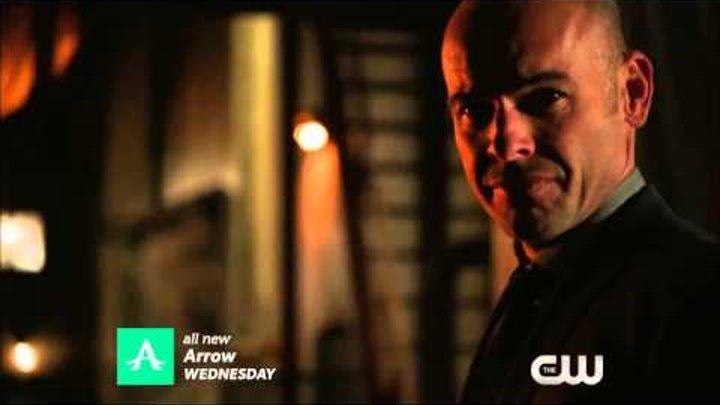 Стрела / Arrow (3 сезон, 12 серия) - Промо [HD]